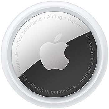 Apple AirTag Sleek Tracking Disc (Single)