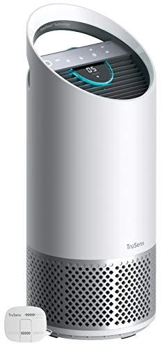 Leitz TruSens Z-2000 Luftreiniger mit doppelter Luftstromtechnologie, Gerüche & Schadstoffe, Für gereinigte Raumluft + 3-In-1 Ersatzfilter mit Trommel für TruSens Z-2000 Luftreiniger