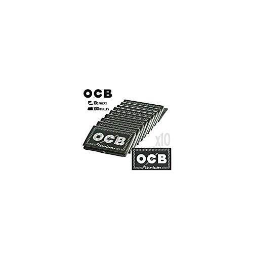 Papier à rouler OCB premium x10
