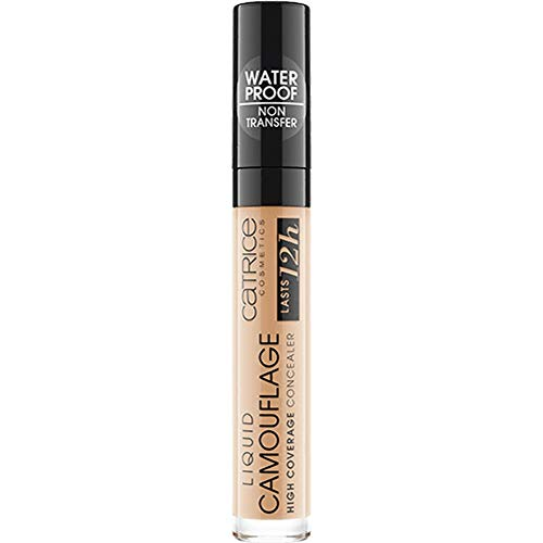 Catrice Liquid Camouflage High Coverage Concealer 050 Rosy Ash - 3er Pack