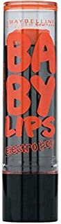 Maybelline Baby Lips Electro Lip Balm Number 85, Oh! Orange!