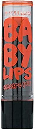 Maybelline Baby Lips Electro Lip Balm Number 85, Oh! Orange!