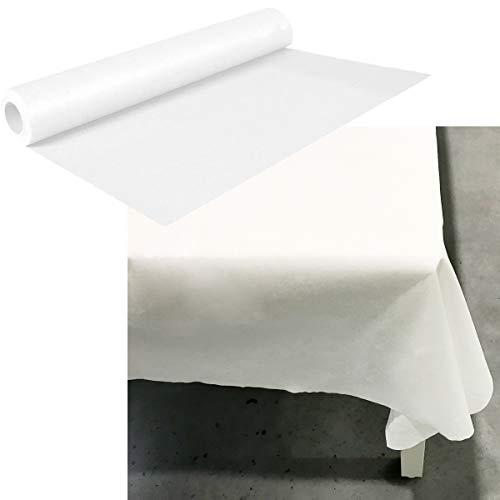 LA PAJARITA | Rollo Sábanas camilla masaje desechable de 1,2x25 m Novotela | Perfectas para camillas masaje, fisio, camas de hospital
