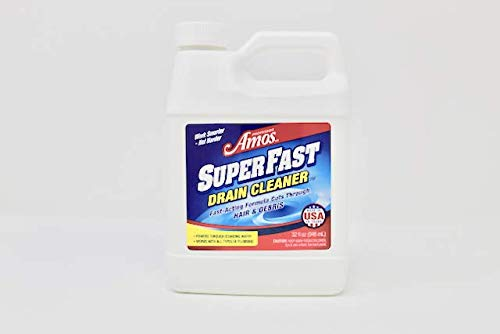 Professor Amos Superfast Drain Cleaner