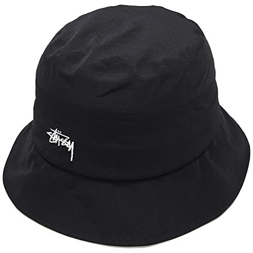 (ステューシー) STUSSY OUTDOOR PANEL BUCKET HAT (HAT)(1321030-BK) キャップ 帽子 ハット ストックロゴ ...