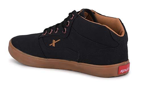 Product Image 7: Sparx Men's SC0282G Black Tan Sneakers 6