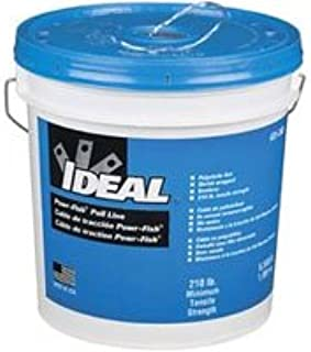 Ideal 31-340 6500' Rope in a Pail