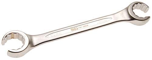 BGS 1761-30x32 | Offener Doppel-Ringschlüssel | SW 30 x 32 mm