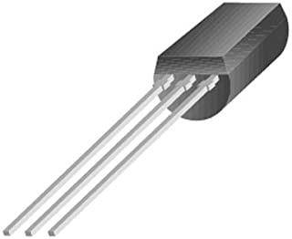 Fairchild Semiconductor BS170 Transistor, MOSFET, N Channel, 60 Volt, 0.5 Amp, 3 Pin, 5.33 mm H x 5.2 mm L x 4.19 mm W (Pa...