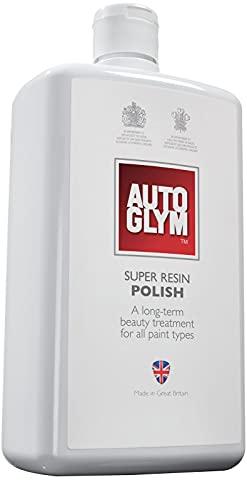 Autoglym AG 201000 Super Resin Polish-Quita los Rasguños y Arañazos, Protección Similar a la Cera para la Pintura del Automóvil, 1L