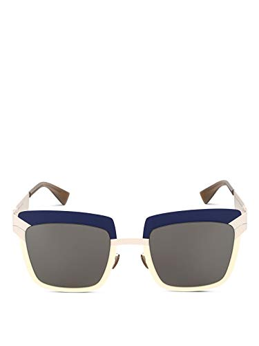 Luxury Fashion | Mykita Dames STUDIO42962S11 Beige Metaal Zonnebrillen | Seizoen Permanent
