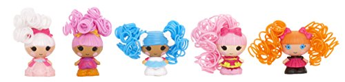 Lalaloopsy 534297GR - MGA Entertainment - Puppe - Tinies mit Haar - 5-er Pack Design 2