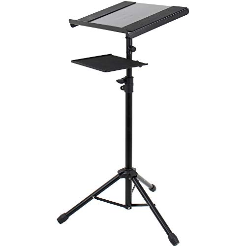 Grandma Shark Portable Stand for Laptop/Projector, Adjustable Double-layer Rotating Bracket