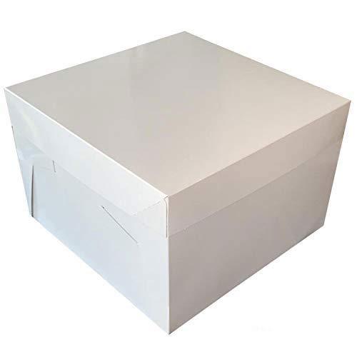 Tortenkarton/Tortenbox 30x30x20 cm 10 STK.