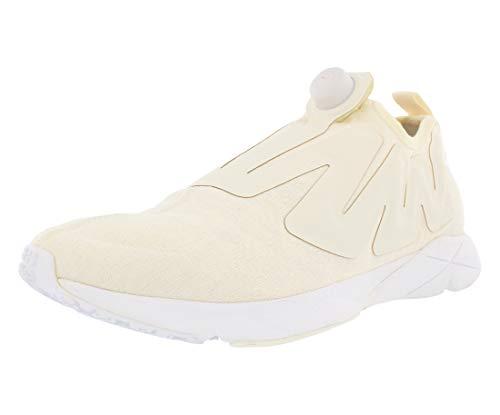 Reebok - Zapato Supreme Rilla Hombres , Blanco (Classic White/White), 10,5 D(M) US