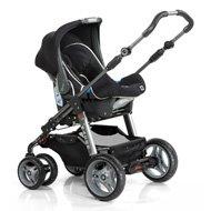 Hartan Adapter Klick-System für Römer Baby Safe Plus SHR / SHR II und Römer Baby Safe Sleeper 9907 für Modell VIP