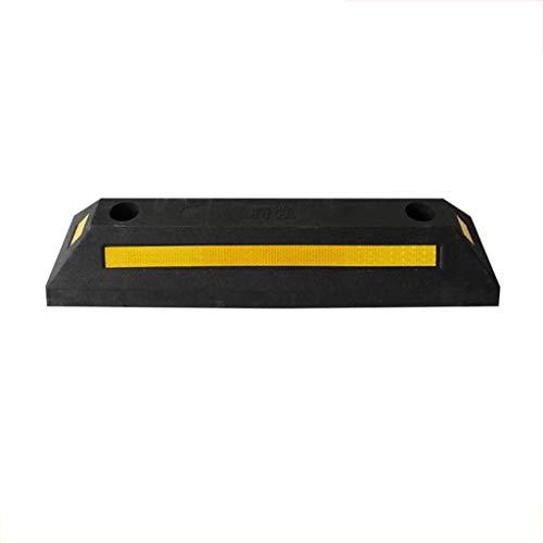 SZQ-Rampes Rampes de bordure polyvalentes, dispositif d'arrêt de voiture en caoutchouc de parking Rampes (Color : A)