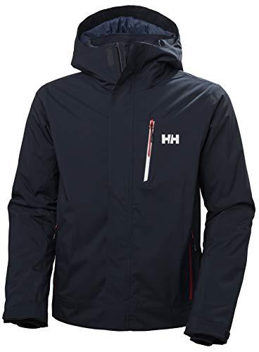 Helly Hansen Bonanza Jacket Chaqueta Con Doble Capa, Hombre, Navy, M