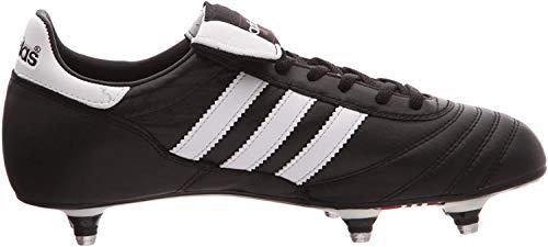 adidas Originals Herren 011040 | Adidas World Cup Fußballschuhe, Schwarz (Black/Running White Ftw), 44 2/3 EU