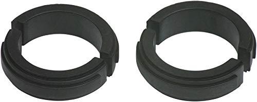 Bosch istanzgummi Displayhalter, für Intuvia und Nyon, Lenkerdurchmesser 25, 4 mm Distanzgummi, schwarz, One Size