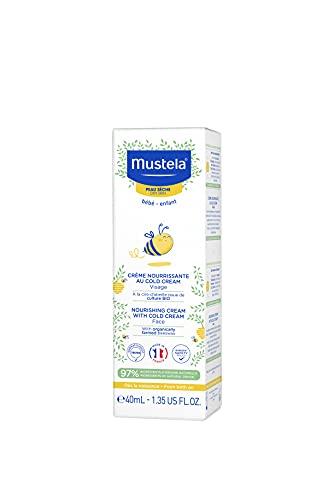MUSTELA Bb Nourishing Face Cream With Cold Cream Dri Skin 40 Ml - 1 Unidad