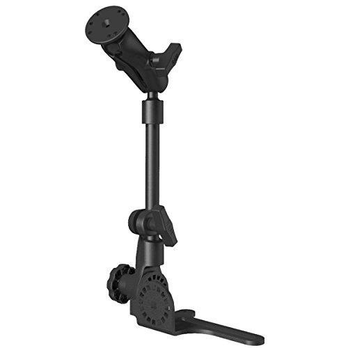 RAM MOUNT ram-316-hd-202u Car Passive Holder Black Holder - Holders (Mobile Phone Phone) Tablet/UMPC, Car, Passive Holder, Black, Aluminium, 2.34 kg)