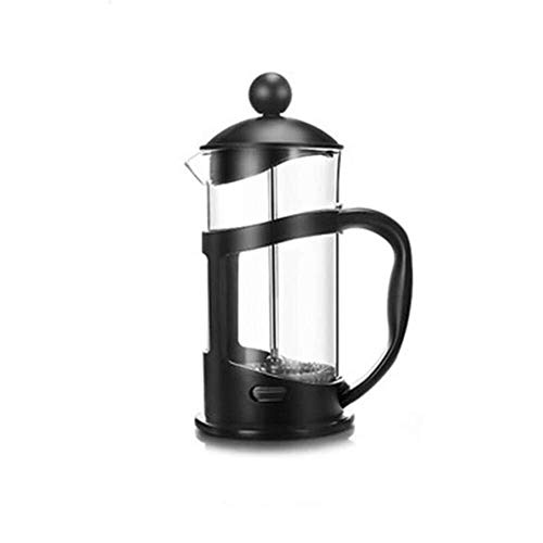 Review Of Stainless steel soup pot Pot French Press, Coffee, domestic Heat-resistant Glass Tea-makin...