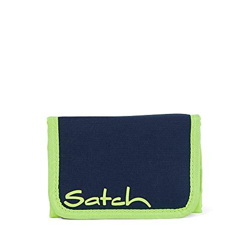 Satch Wallet Unisex Kinder Geldbörse Mehrfarbig (Toxic Yellow)