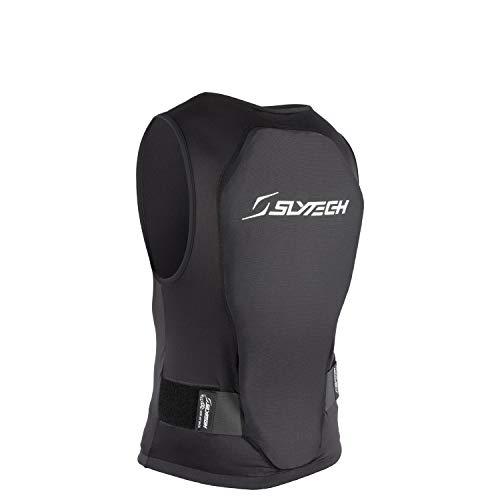 Slytech Vest Backpro XT Mini Flexi Rücken, Kinder Protektorenweste, Kinder, Vest Backpro Flexi Xt Mini, schwarz