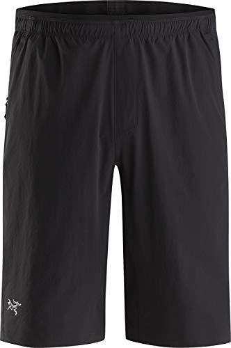 Arc'teryx Aptin Short Men's, Pantalone Corto Uomo, Nero, XS