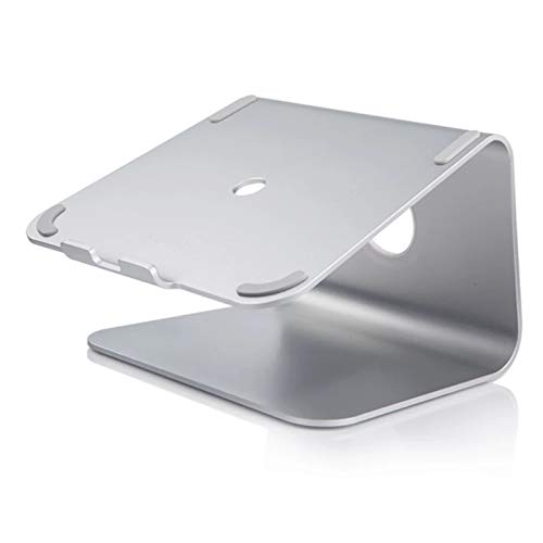 KELUNIS Aluminum Alloy Laptop Stand, Ergonomics Cooling Laptop Riser Computer Holder for Desk for MacBook Air Pro