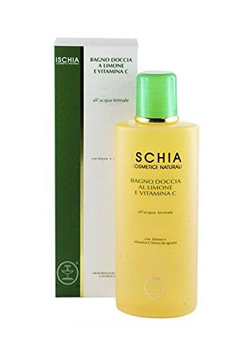 Ischia Cosmetici Naturali - Gel de ducha con limón y vitamina C - 200 ml