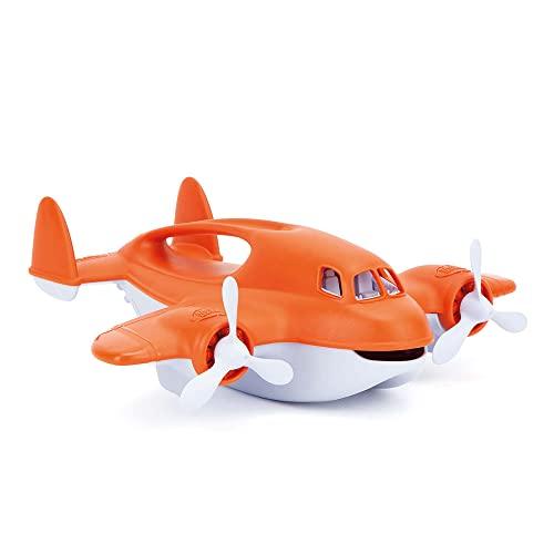Green Toys Fire Plane - BPA Free, Phthalates Free