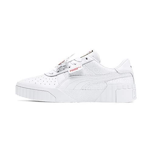PUMA Cali X Hello Kitty - Zapatillas de deporte, Blanco (blanco), 36 EU