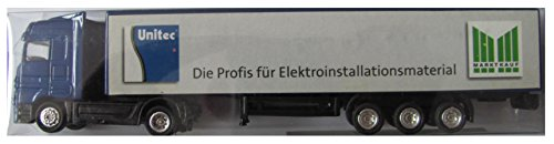 Marktkauf Nr. - Unitec, Die Profis für Elektroinstallationsmaterial - MB Actros - Sattelzug