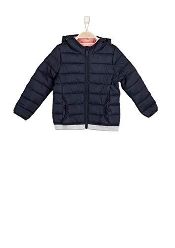 s.Oliver Junior Mädchen 54.899.51.5902 Jacke, Blau (Dark Blue 5952), (Herstellergröße: 92)