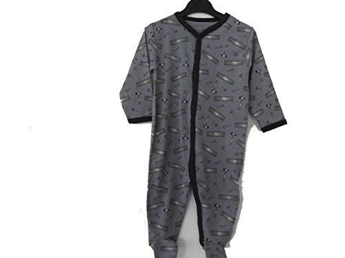 Fixoni Parent Baby Jungen Schlafanzug blau 33126 (80)
