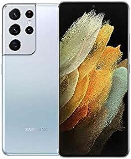 Samsung Galaxy S21 Ultra Dual SIM - Snapdragon 888 , 512 GB, 16 GB RAM, 5G - phantom Silver , 2725613738215