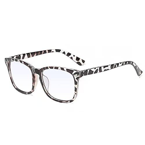 Gafas de luz azul, Gafas luz azul, Gafas de lectura, Gafas de filtro azul, gafas de radiación que pueden filtrar la luz azul para aliviar la fatiga ocular, unisex para mujeres y hombres