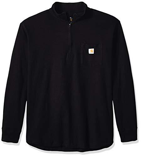 Carhartt Tilden Half Zip Sweatshirt Schwarz M