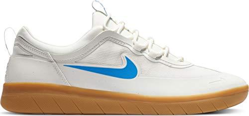 Nike SB Nyjah Free 2 Skateboard Schuhe für Herren (Numeric_42)