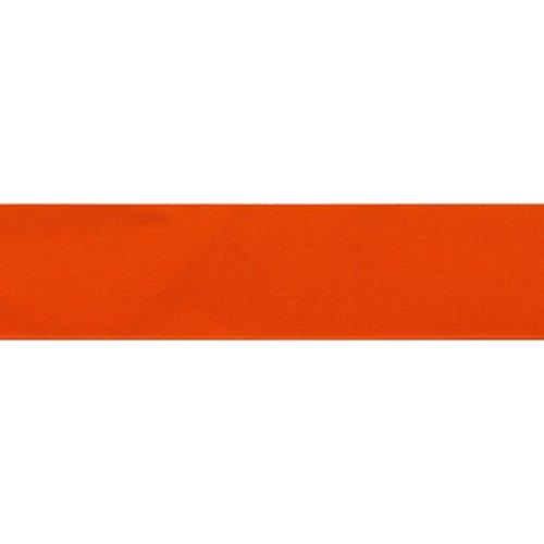 Offray Grosgrain Craft Ribbon, 1 1/2-Inch x 12-Feet, Torrid Orange