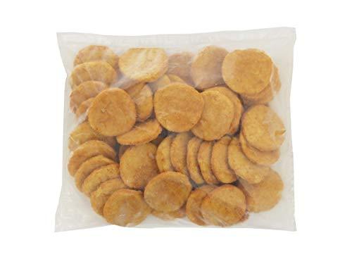 Chik N Jrs Breaded Chicken Pattie Slider, 10 Pound -- 1 each.