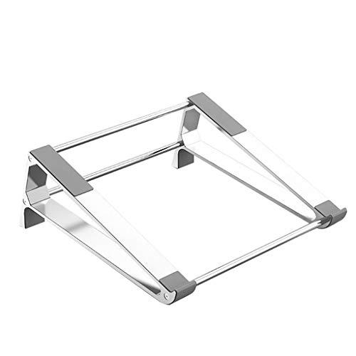 11-17' Alluminio Regolabile Laptop Stand Notebook Staffa di Sollevamento di Raffreddamento Holder Utilità da utilizzare