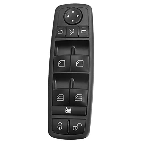 Interruptor eléctrico de la ventana para Mercedes-Benz W169 W245 X164 energía eléctrica interruptor de ventana maestro A1698206710