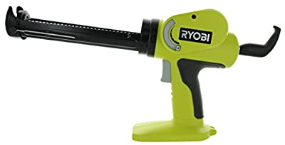 Ryobi P310G 18v Pistol Grip Variable Discharge Rate Power Caulk and Adhesive Gun (Tool Only, Holds 10 Ounce Carriage) by Ryobi