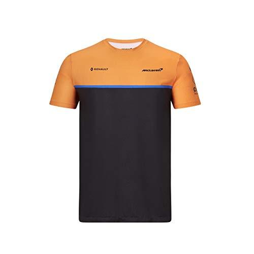 McLaren F1 2020 - Camiseta para Hombre, Medium, Anaranjado