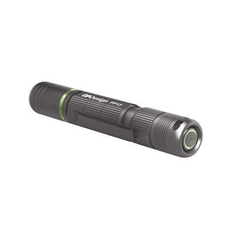 GP Batteries Penlight PP13 Lampe torche à LED CREE 100 lumens Noir 97,5 x 16,2 mm