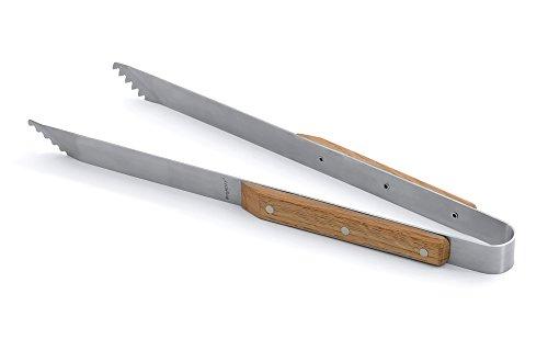 Berghoff Grillzange, metall, 39.5 x 6.1 x 2.6 cm, 4490310