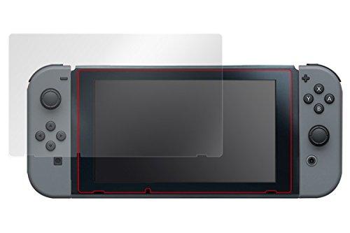 指紋が目立たない 反射防止液晶保護フィルム Nintendo Switch 用 OverLay Plus OLNINTENDOSWITCH/6
